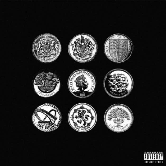 Headie One -  Pound Signs (Remix) Feat. J Ramm