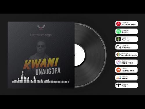 Nay WaMitego - Kwani Unaogopa