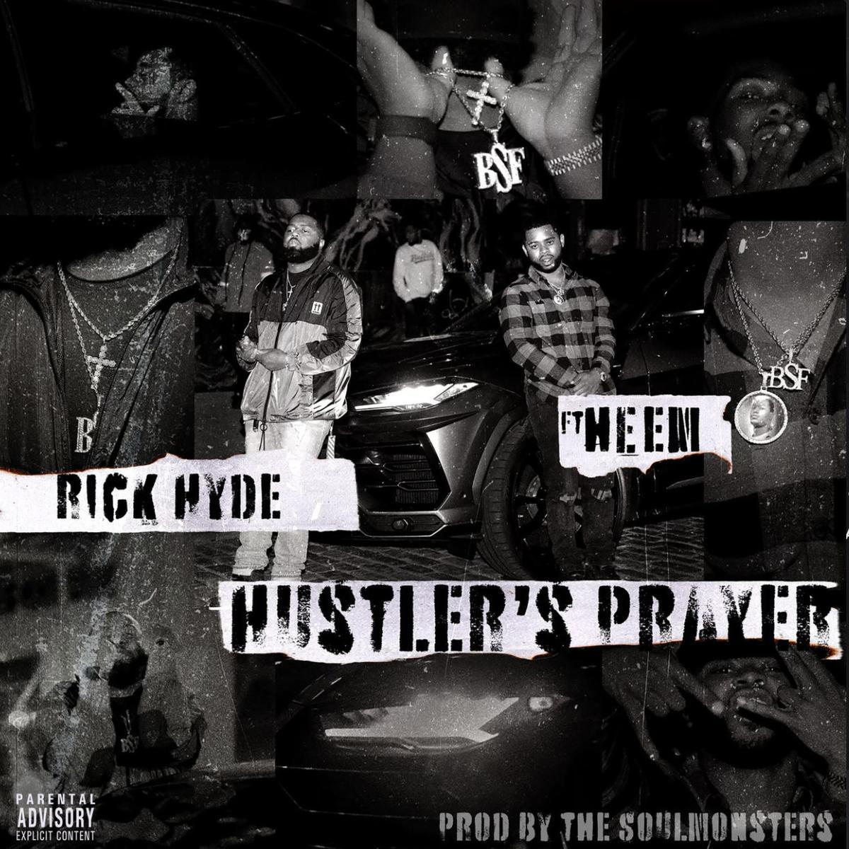 Rick Hyde Ft. Heem - Hustler's Prayer mp3
