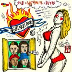 Sk8 – Girl Next Door Ft. Wiz Khalifa & Dvbbs