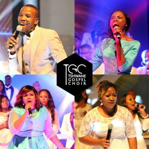 Tshwane Gospel Choir - My Faith (Live) Ft. Seithati Senohe