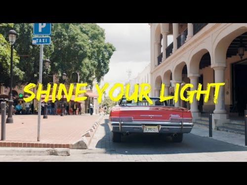 VIDEO: Master KG Ft. David Guetta, Akon - Shine Your Light