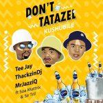 Tee Jay, Mr JazziQ & ThackzinDJ – Don't Tatazel (Kushubile) Ft. Soa Mattrix, Sir Trill