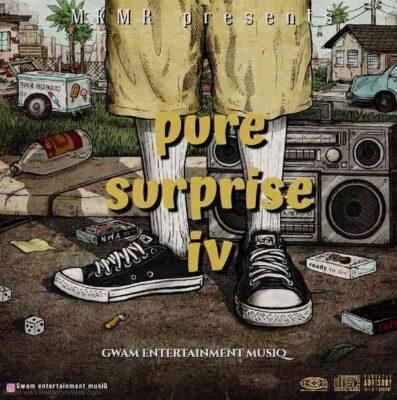 ALBUM: Gwam Entertainment MusiQ – Pure Surprise IV