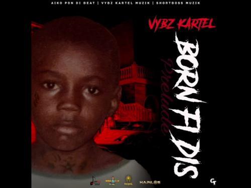 Album: Vybz Kartel - Born Fi Dis