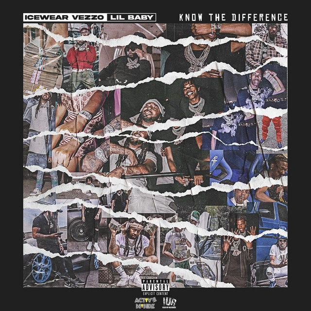Icewear Vezzo - Know the Difference (feat. Lil Baby)