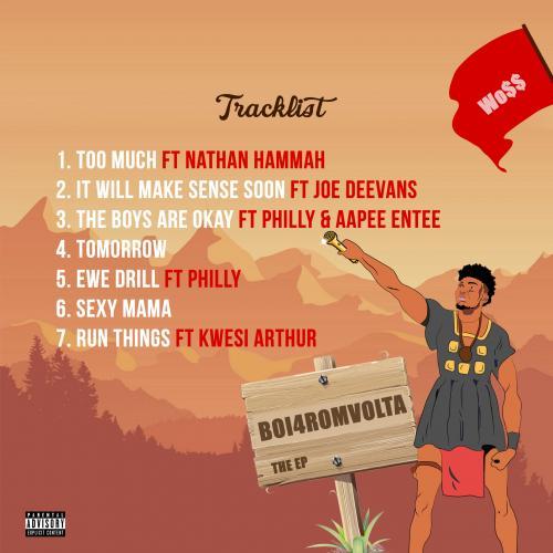Mawuli Younggod - Run Things ft. Kwesi Arthur
