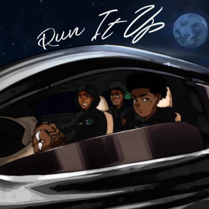 Sheff G -  Run It Up Feat. A Boogie Wit Da Hoodie & Sleepy Hallow