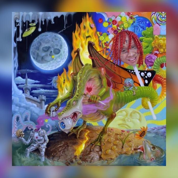 Trippie Redd - Molly Heart