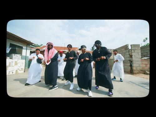 DopeNation x Dancegod Lloyd x Afrobeast x DWP Academy - Zenabu