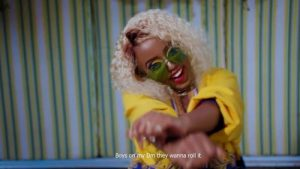 VIDEO: Nadia Mukami - Million Dollar Mp4 Download