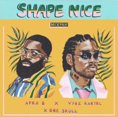 Afro B ft. Vybz Kartel x Dre Skull - Shape Nice Mp3 Audio