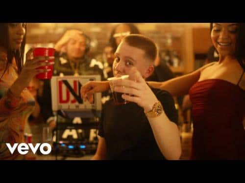 Aitch - Party Round My Place Ft. Avelino, Toddla T