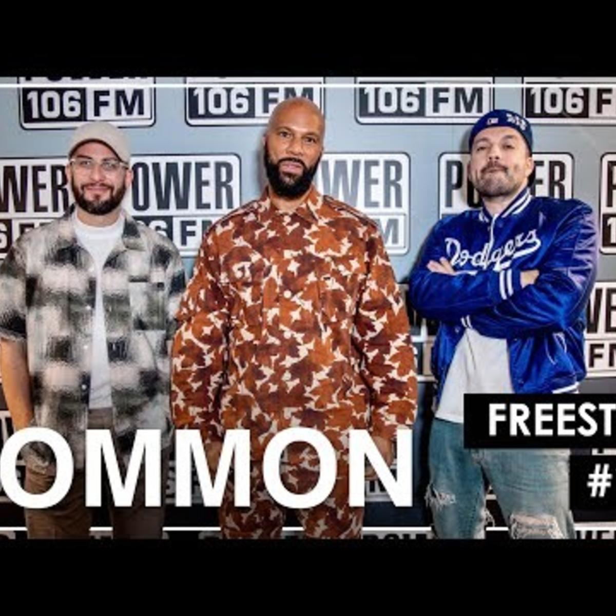 Common -  Common L.A. Leakers Freestyle Mp3