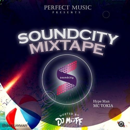 DJ Maff - SoundCity Mixtape