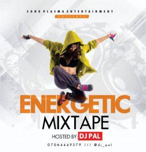 Dj Pal-Energetic Mixtape download