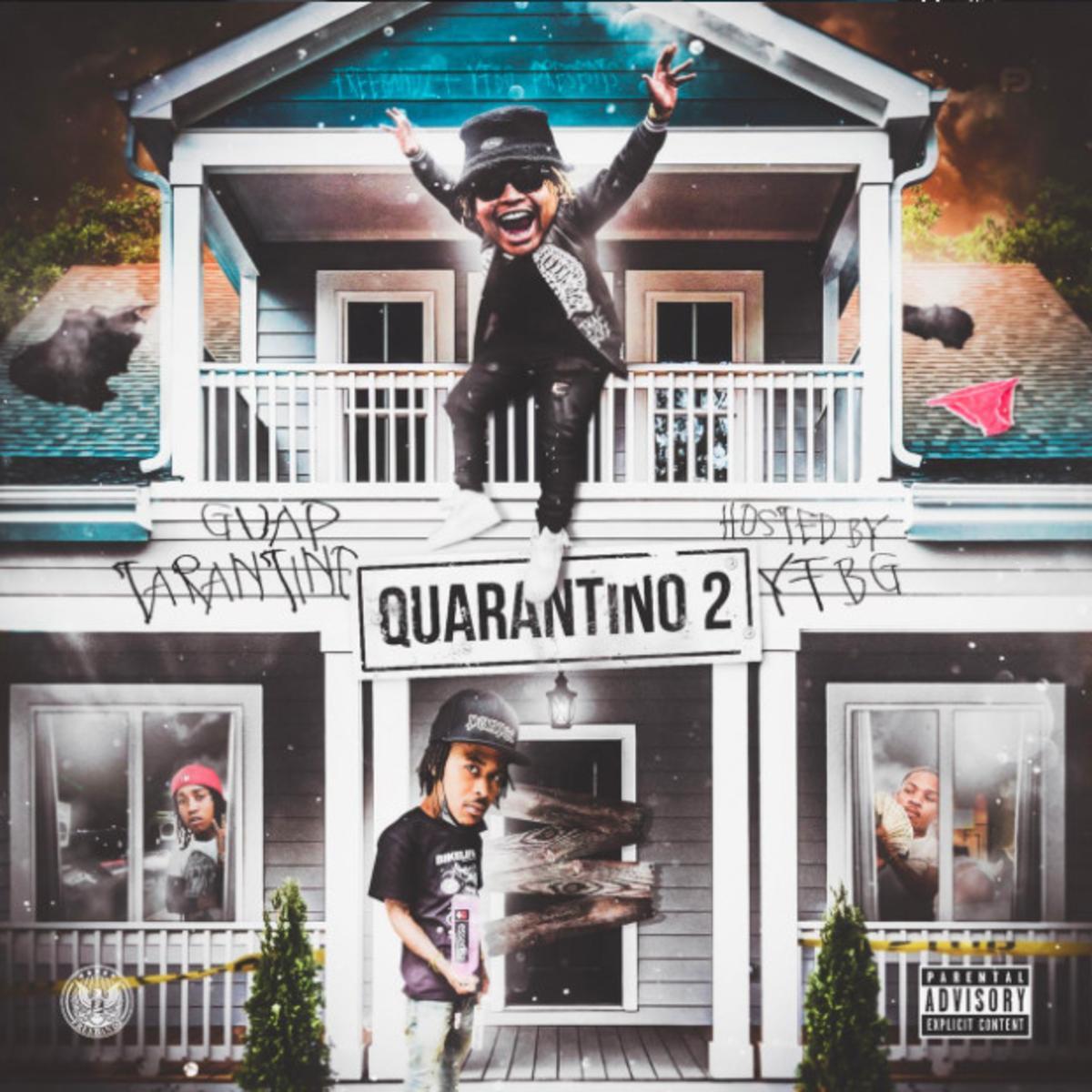 Guap Tarantino Feat. Lil Uzi Vert - Of Course