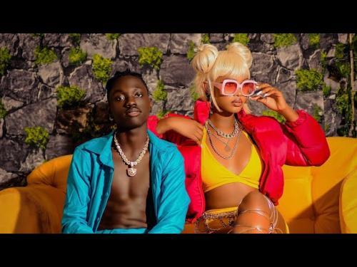 Lucky Jo Ft. Spice Diana - Mukwano