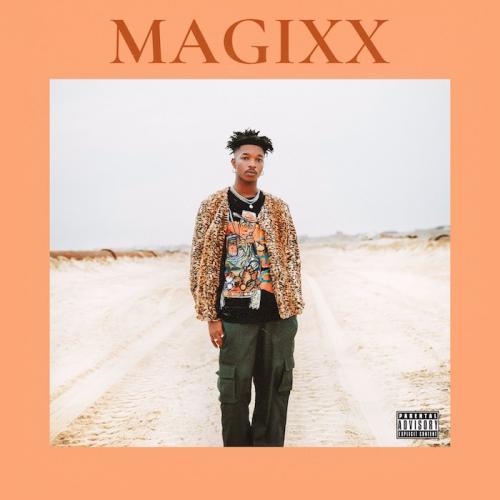 Magixx - Magixx (Full EP)