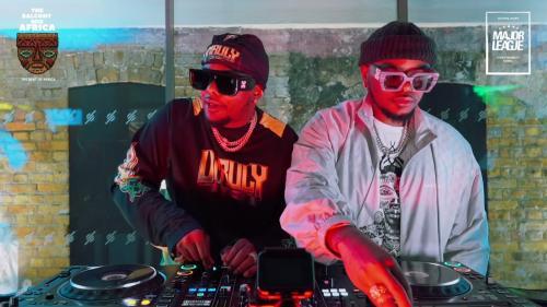 Major League DJz – Amapiano Balcony Mix (S3 EP 8)