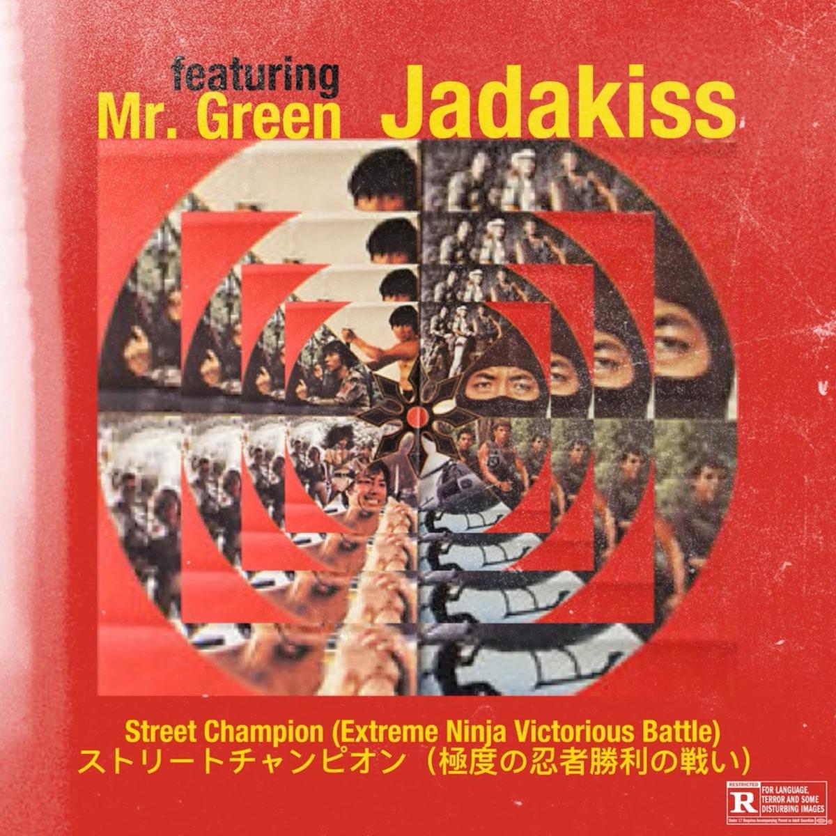 Mr. Green Ft. Jadakiss - Street Champion