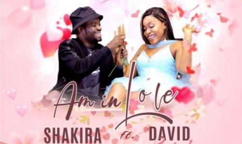 Shakira Shakira & David Lutalo – Am In Love