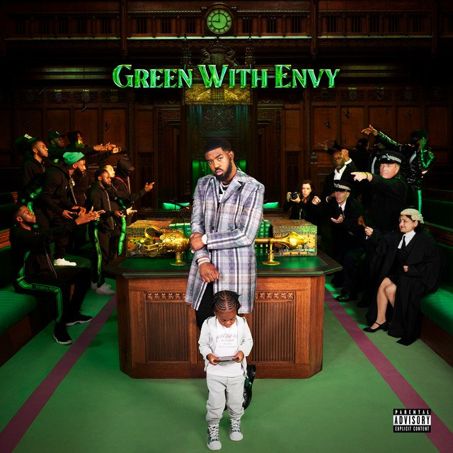 Tion Wayne - Green With Envy Album Download