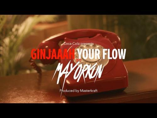 VIDEO: Mayorkun x Coca Cola - Ginjaaah Your Flow