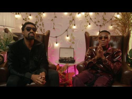 VIDEO: Ric Hassani Ft. Reekado Banks - Here