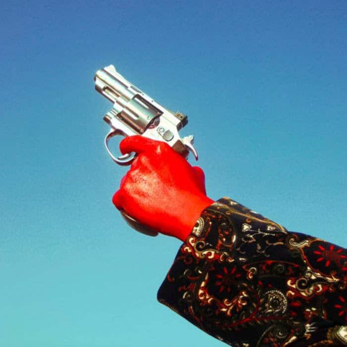 LParis Texas -  Red Hand Akimbo