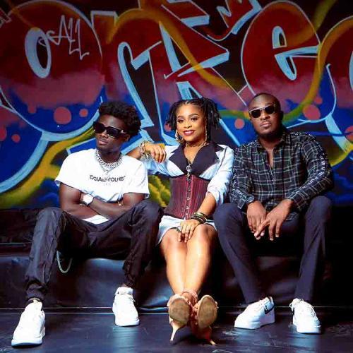 DJ Vyrusky - All Correct Ft. Kuami Eugene, Adina Thembi