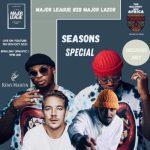 Major League – Amapiano Balcony Mix Live with Major Lazer