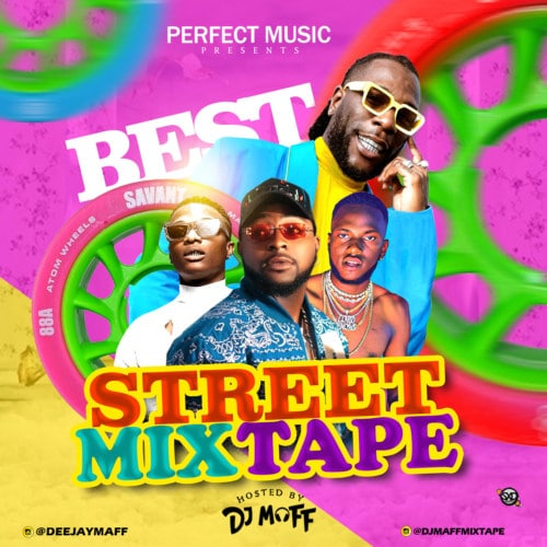 [Mixtape] DJ Maff - Street Mixtape